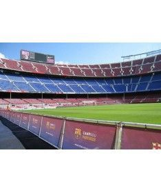 Tour Camp Nou Experience y Museo FC Barcelona